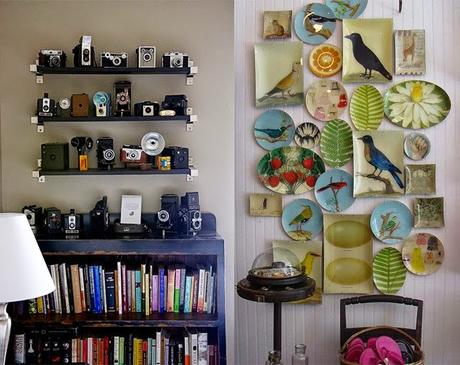 La decoration par la collection