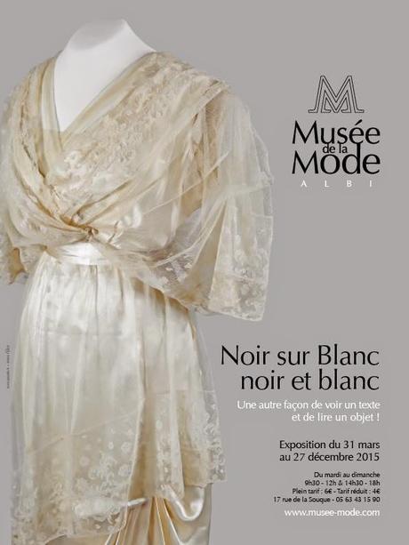 Des histoires incroyables derrière des costumes - Musée de la mode d'Albi