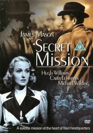Service Secret - Secret Mission, Harold French (1942)