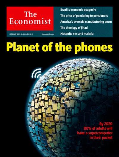 Le téléphone mobile conquiert la planète...