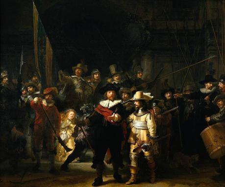 1642 la ronde de nuit