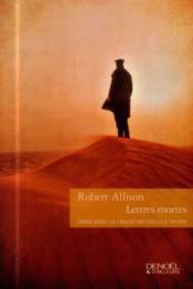 Lettres mortes de Robert Allison