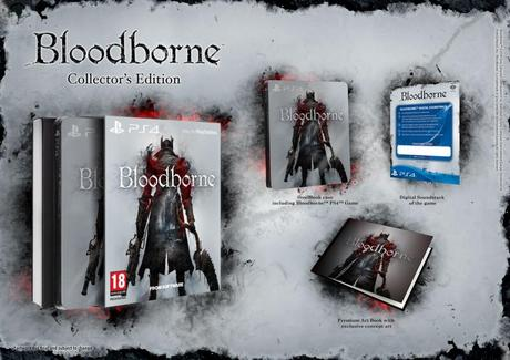 bloodborne edition collector ps4 Les sorties jeux vidéo de mars  Xbox One sortie ps4
