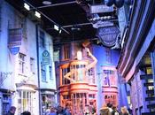 visite dans studios Harry Potter