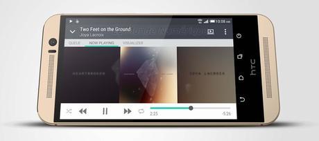 MWC 2015 : Smartphone HTC One M9, un corps tout en métal mais à quel prix