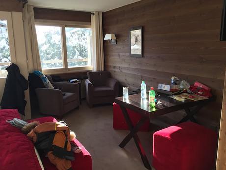 Ma semaine suisse à l'hôtel Le Vanessa