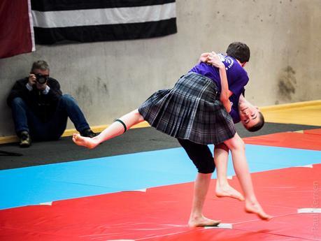 back-hold (lutte écossaise) à Quimper (7 photos)