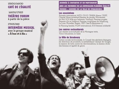 Journée internationale de lutte pour le Droit des Femmes : le programme du 8 mars