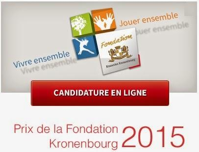 La Fondation Kronenbourg lance son 7ème appel à projets national des Prix de la Fondation