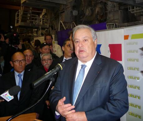La désunion de la gauche fait courir les plus grands risques à la majorité sortante dans l'Eure
