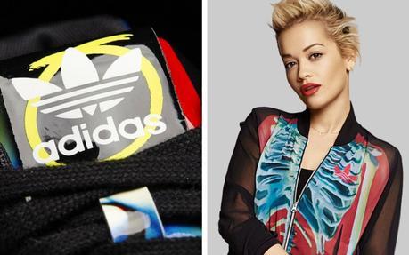 Adidas Originals et Rita Ora vous passent O-Rayons X!