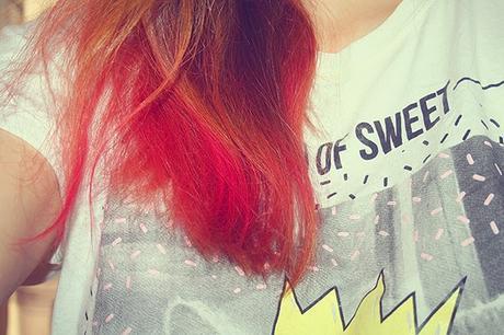 Test : Mes cheveux de poney à corne