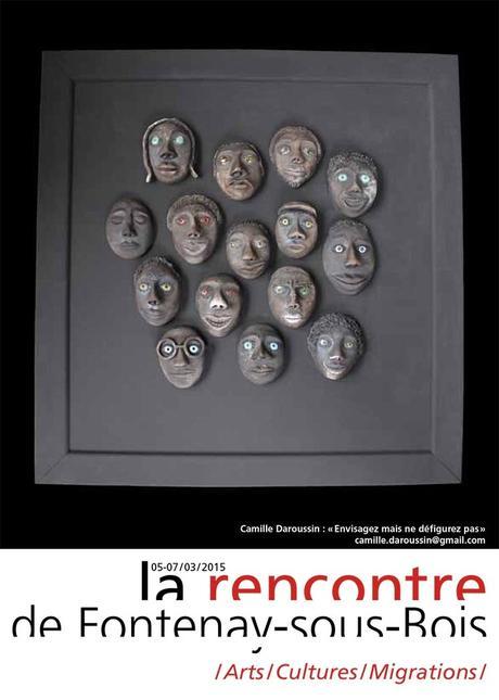 ARTS / CULTURES / MIGRATIONS: conference internationale des Rencontres à Fontenay.