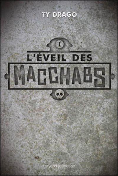 Couverture L'éveil des Macchabs, tome 1