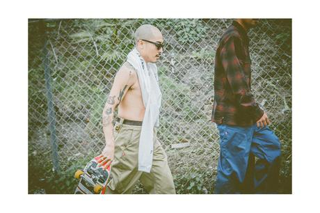 FUCT SSDD – S/S 2015 COLLECTION LOOKBOOK