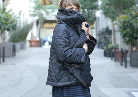 Comment transformer un édredon en manteau