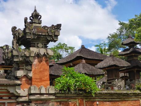 Temple hindou à Bali