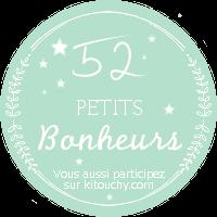 { 52 Petits Bonheurs } #9
