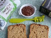 tartinade diététique chocolat praliné seulement kcal (sans gluten, sans beurre, sucre ajouté riche fibres)
