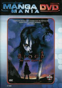 [critique] Blood, the Last Vampire : percutant