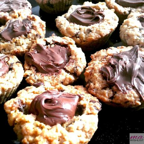 recette cup cookies