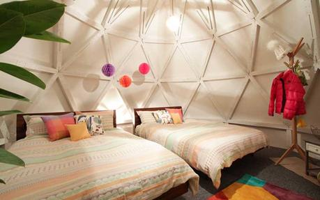 nuit insolite igloo