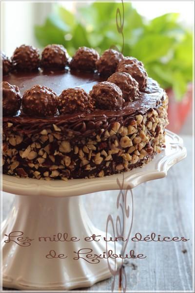 ~Gâteau Ferrero~