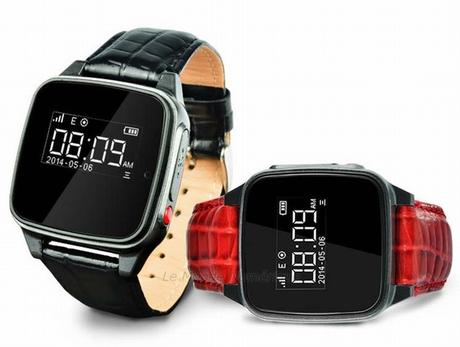 MWC 2015 : Deux montres connectées pour les enfants et les séniors chez Haier