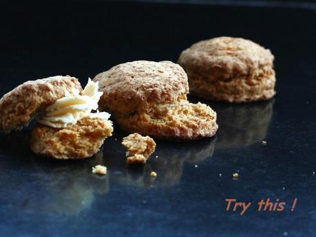 sweet potatoe biscuit