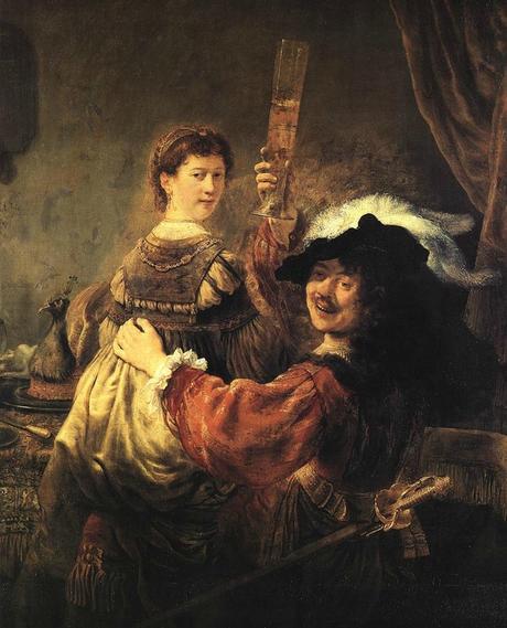 1635 le fils prodigue dans une taverne