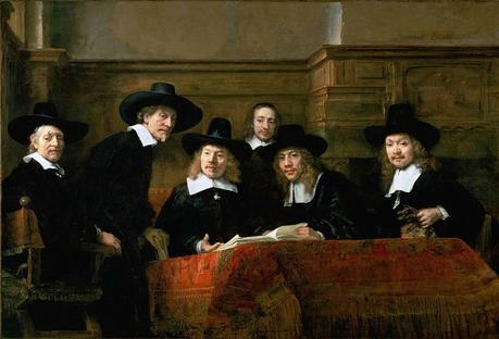 1662 le syndic de la guilde des drapiers