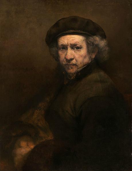 1659 autoportrait