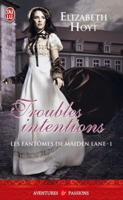 Les fantômes de Maiden Lane 5 – Le lord des ténèbres