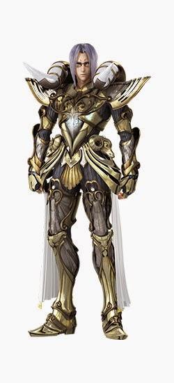 Mû Chevalier d'Or du Bélier