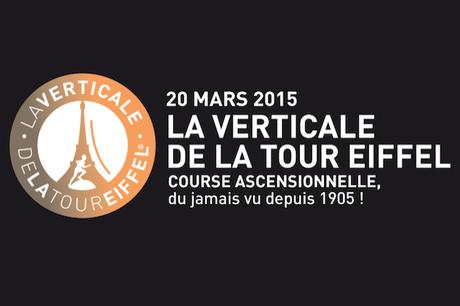 La  Verticale Tour Eiffel 2015