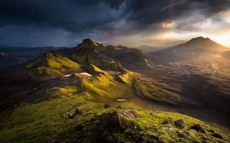 Southern Highlands – Islande par Greg Whitton