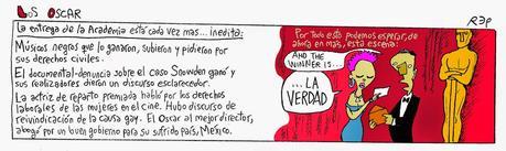 Même sans victoire argentine, les Oscars 2015 plaisent bien à Miguel Rep [Actu]