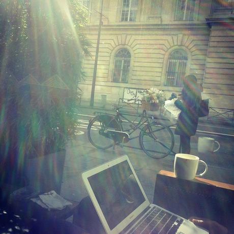 Coffee time + : la lisière