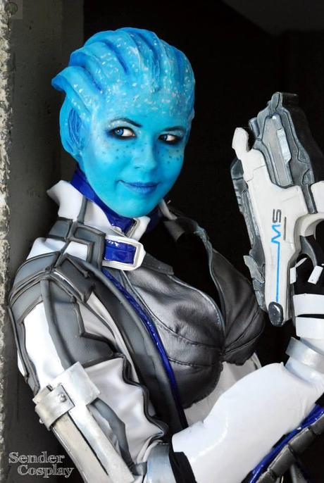 8486 169509449885278 1702024730 n Cosplay   Mass Effect   Liara #62  mass effect Cosplay