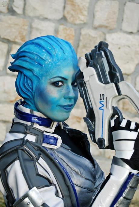 66119 134655176704039 2037435922 n Cosplay   Mass Effect   Liara #62  mass effect Cosplay