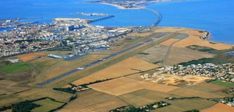 Aéroport La Rochelle Ré : fréquantation 2014, taux de remplissage, travaux.