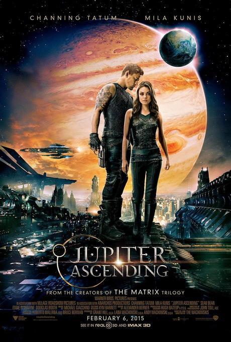 Sortie ciné : Jupiter Ascending, de Andy et Lana Wachowski