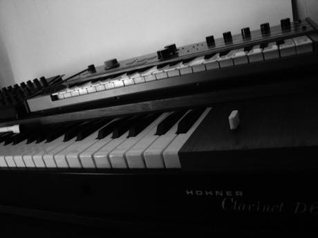 microkorg  et clavinet