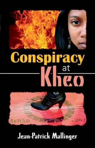 Conspiracy at Kheo, par Jean-Patrick Mallinger : Un premier livre traduit du Français vers l'Anglais publié aux Éditions Dédicaces