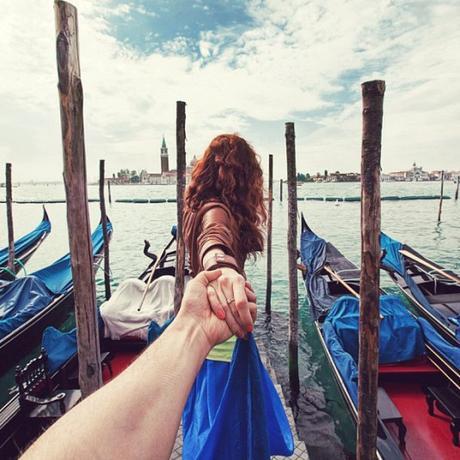 Nataly Zakharova - Follow me à Venise - 3 mai 2012