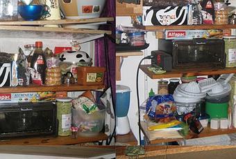 les 6 r gles pour cuisiner dans une tr s petite cuisine voir. Black Bedroom Furniture Sets. Home Design Ideas