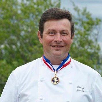 Chef Benoît Guichard