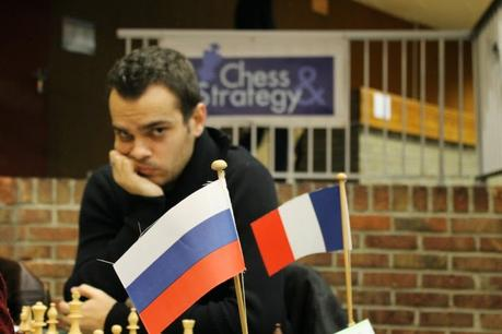 Kevin Terrieux - Photo © Chess & Strategy - Photo © Chess & Strategy