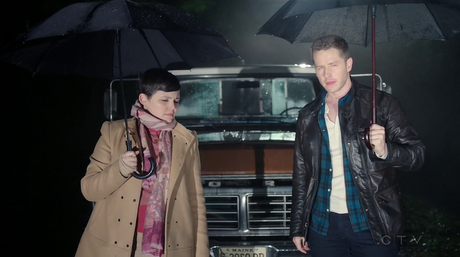 Les critiques // Once Upon a Time : Saison 4. Episode 13. Darkness on the Edge of Town.