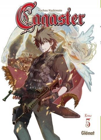 Cagaster - Tome 05 - Kachou Hashimoto